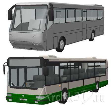Два автобуса